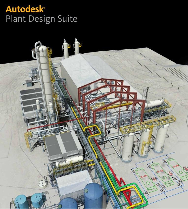 autodesk plant design suite 2013 autos post. Black Bedroom Furniture Sets. Home Design Ideas