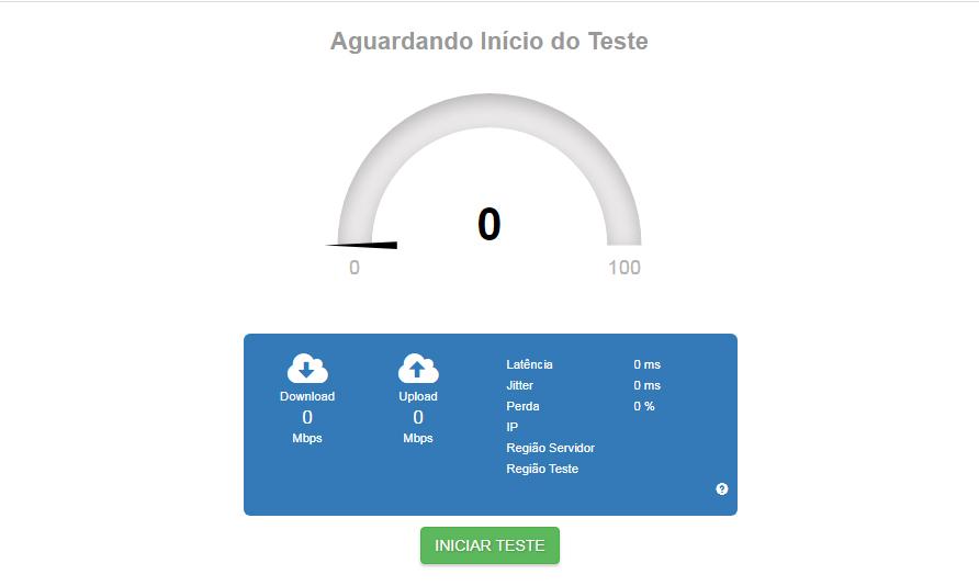 teste net
